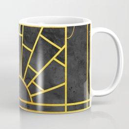 Art Deco Sunrise Coffee Mug