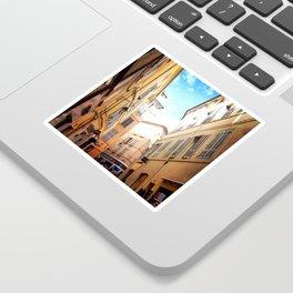 Cezanne land. Sticker