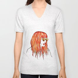 sweet fire Unisex V-Neck