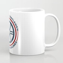 Racers Start Your Engines Racing Driving Competition Coffee Mug
