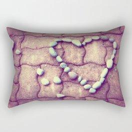 Heart  - JUSTART © Rectangular Pillow