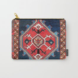 Bergama Northwest Anatolian Rug Print Carry-All Pouch