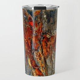 Bark Texture 70 Travel Mug