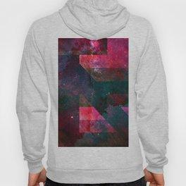 Pink Nebulae Hoody