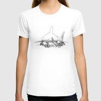 pilot T-shirts featuring Pilot Fish by Eric Fan