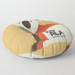 Hello Koala Floor Pillow