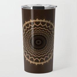Sequential Baseline Mandala 9 Travel Mug