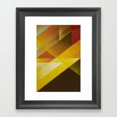 Jazz Festival 2012 (Number 3 in a series of 4) Framed Art Print