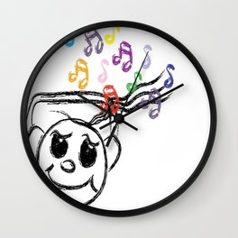 Music Swaggie [SWAG] Wall Clock