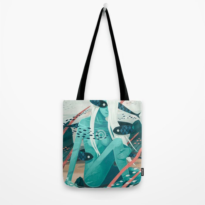 Heavy water Tote Bag