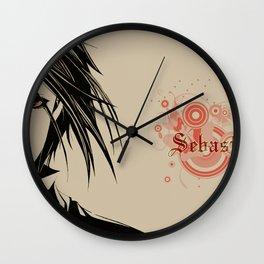 Kuroshitsuji  Black Butler Wall Clock