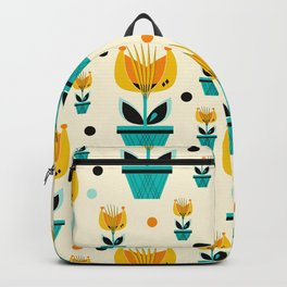 Abstract Flower 2 Backpack