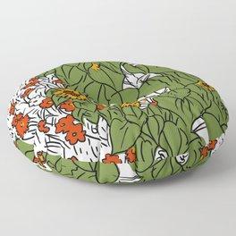 The Great Prairie Floor Pillow