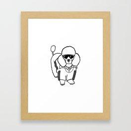 Joodle Framed Art Print