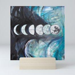 Waxing Mini Art Print