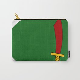 Transylvania (1350) Flag Carry-All Pouch