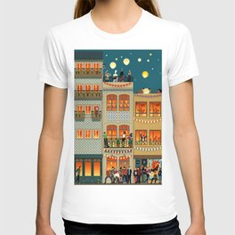 Porto Houses - Portugal T-shirt