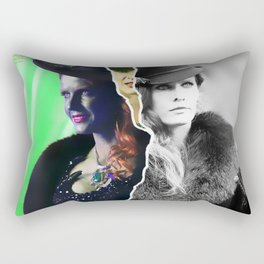 THE WICKED WITCH / ZELENA Rectangular Pillow