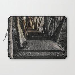 Path of Shadows Laptop Sleeve