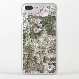 Intimate Tree #7 Clear iPhone Case