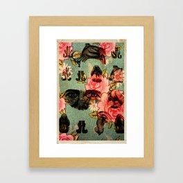 MEMO Corpus Framed Art Print