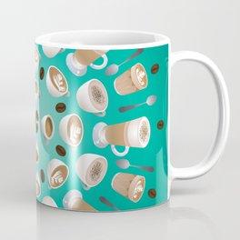 Coffee Kaleidoscope Coffee Mug