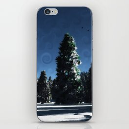 Cold andCrisp iPhone Skin