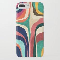 Impossible contour map Slim Case iPhone 7 Plus