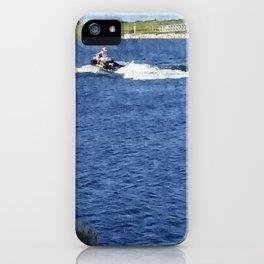 Jetski iPhone Case