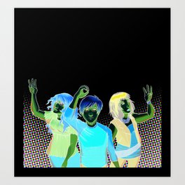 Three Zero Three Art Print