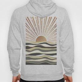 Sun Breeze-Vanilla shade Hoody
