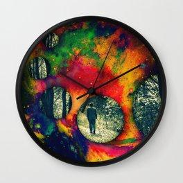 Casi Llego Wall Clock