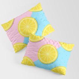 Lemon slices pattern Pillow Sham