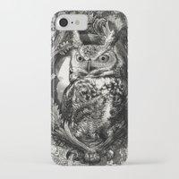 eric fan iPhone & iPod Cases featuring Nightwatch - by Eric Fan and Garima Dhawan  by Eric Fan