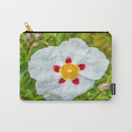 The Lost Gardens of Heligan - Rockrose Carry-All Pouch
