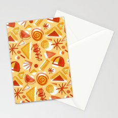 Party Pattern Stationery Cards