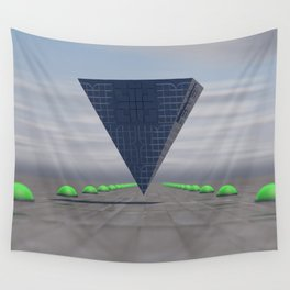 The Landing Wall Tapestry