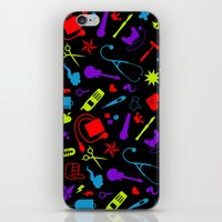 nurse iPhone & iPod Skins featuring Cool Nurse by emodist