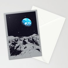 From the Moon Stationery Cards