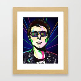 MADNESS Framed Art Print