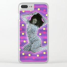 Yayoi Clear iPhone Case