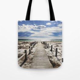 """""""To the beach..."""" Cabo de Gata Tote Bag"""