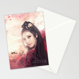 Princess of China Stationery Cards