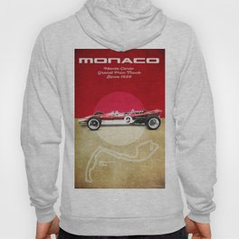 Monaco Racetrack Vintage Hoody