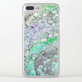 Winding River Clear iPhone Case
