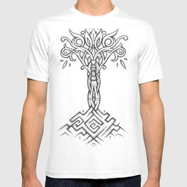 Cymbrogi Tree T-shirt