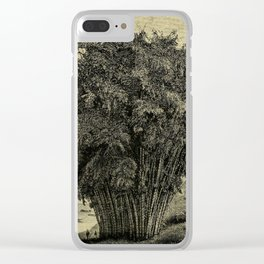 The Gardeners' Chronicle 1881 Clear iPhone Case