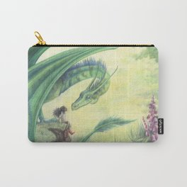 Spring Dragon Carry-All Pouch