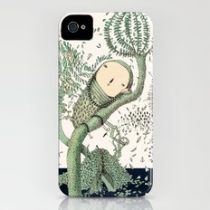 My Green Memory iPhone (4, 4s) Slim Case