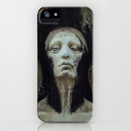 Quietude iPhone Case
